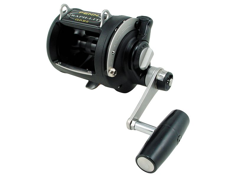 Penn Graph-Lite 30II Two Speed Reel