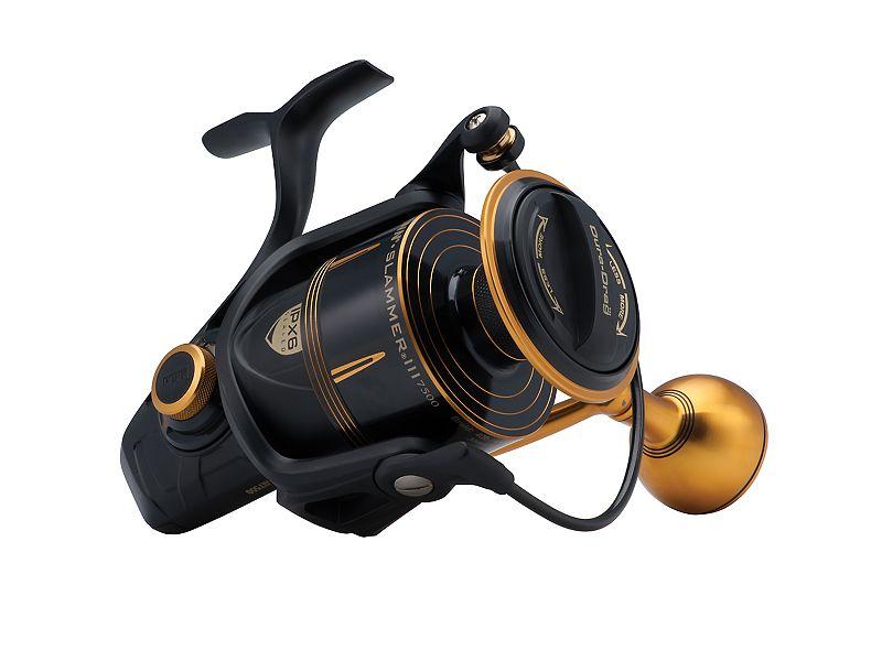 Penn Slammer III SLAIII7500 Spinning Reels