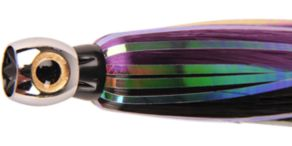Iland Sea Star Flasher Lures - Black/Purple