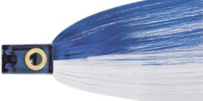 Iland Express Lures - 01 - Blue Head - Blue/White