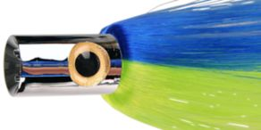 Iland Express Lures - 09 - Blue/Yellow