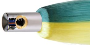 Iland Sailure Lures - 07 - Green/Yellow