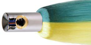 Iland Sailure Lures - 07 - Green/Yellow