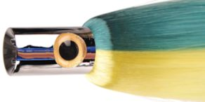 Iland Out-Rider Lures - 07 - Green/Yellow