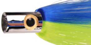 Iland Out-Rider Lures - 09 - Blue/Yellow