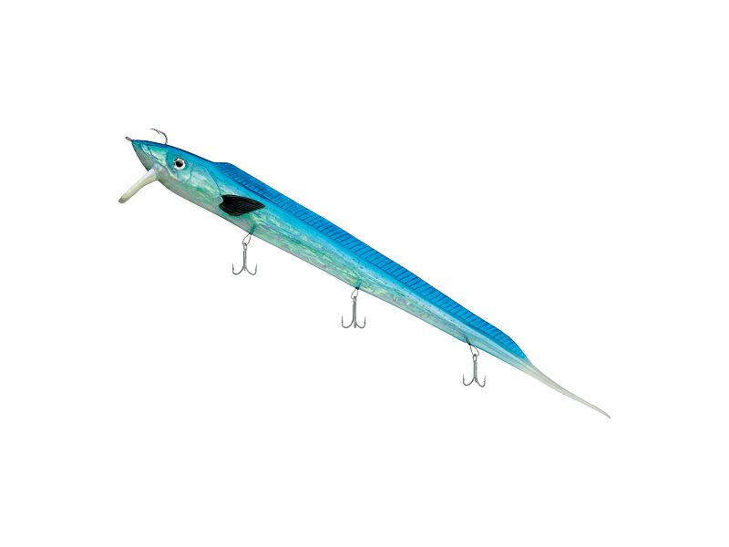 Williamson Live Ribbonfish - Blue