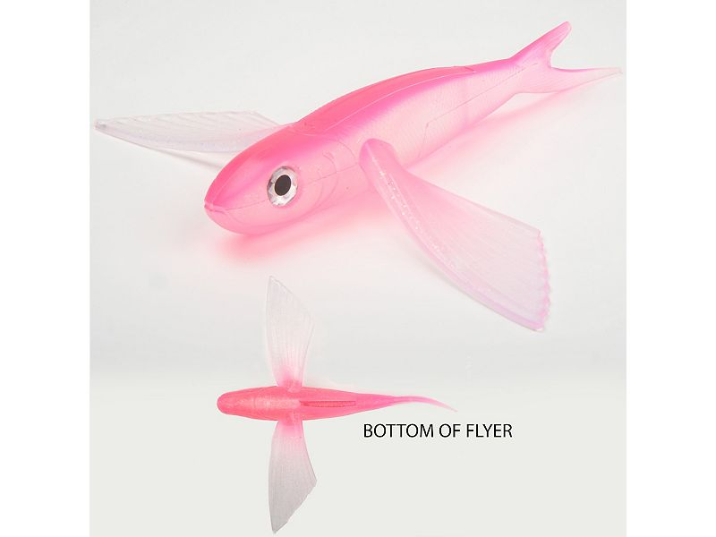 Maguro Tackle Flying Fish - Unrigged