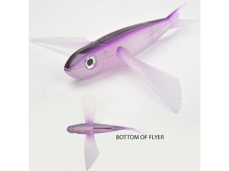 Maguro Tackle Flying Fish - Unrigged