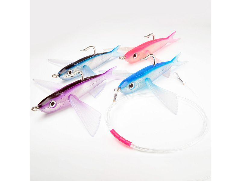 Maguro Tackle Flying Fish - Rigged