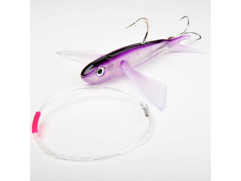 Maguro Tackle Flying Fish - Treble Hook Rigged