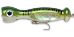 Williamson Jet Poppers - Green Mackerel