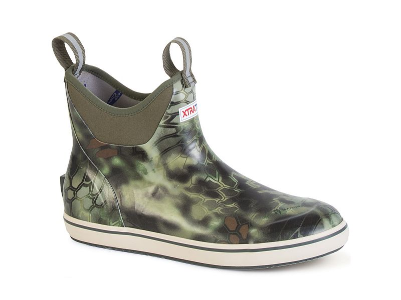 XtraTuf Kryptek Deck Ankle Boot