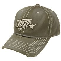 G. Loomis A-Flex Distressed Hat