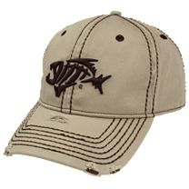 G. Loomis A-Flex Distressed Hat