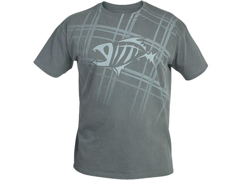 G. Loomis Graphic Plaid T-Shirt