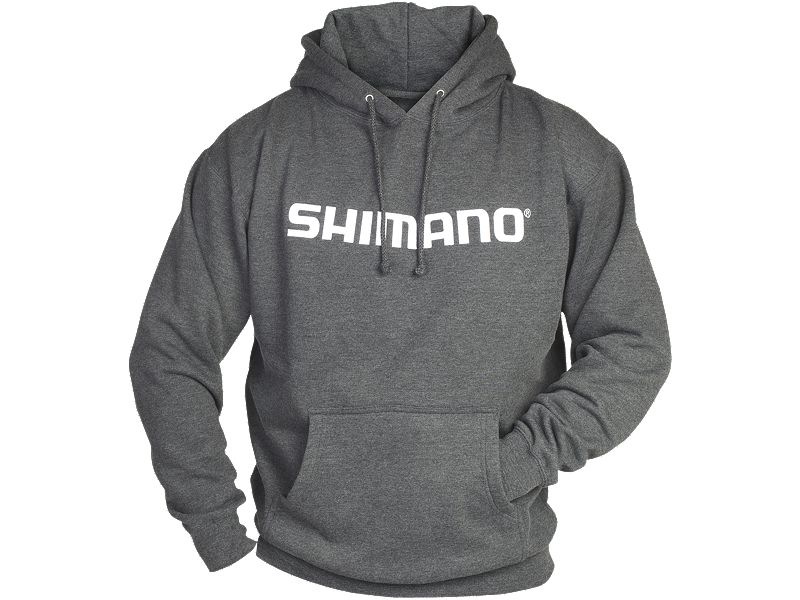 Shimano Embroidered Pullover Hoody