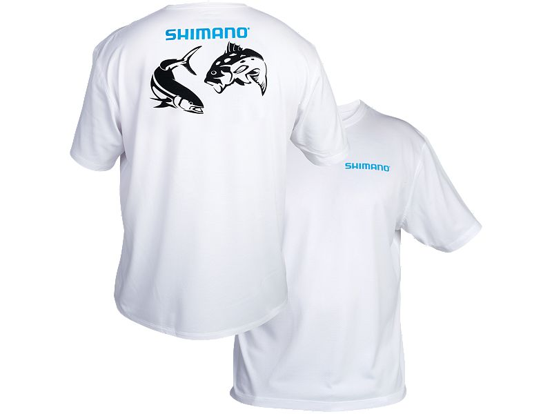 Shimano Yellowtail/Calico Bass Technical T-Shirt