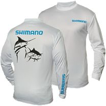 Shimano Technical Marlin/Tuna Long Sleeve Shirt
