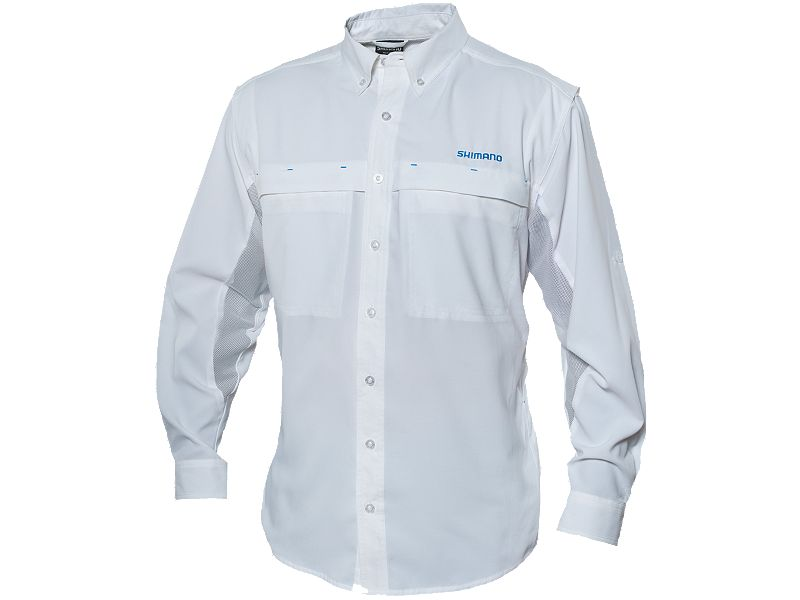 Shimano Technical Vented Long Sleeve Buttondown