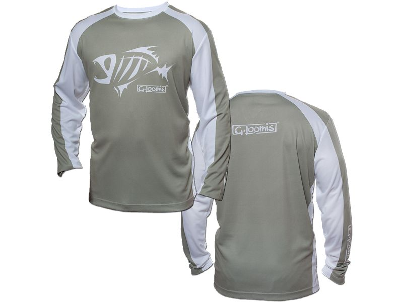 G. Loomis Technical Long Sleeve Sublimated Shirt