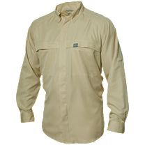 G. Loomis Vented Raglan Long Sleeve Buttondown Shirt