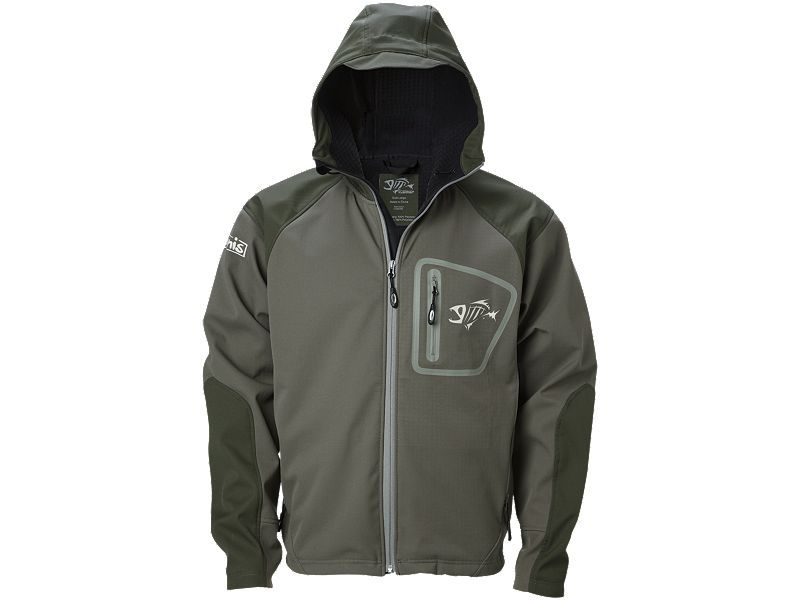 G. Loomis Softshell Hooded Jacket