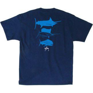 Guy Harvey 3 Predators T-Shirt