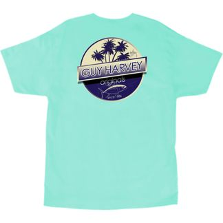 Guy Harvey Tuna Boat T-Shirt