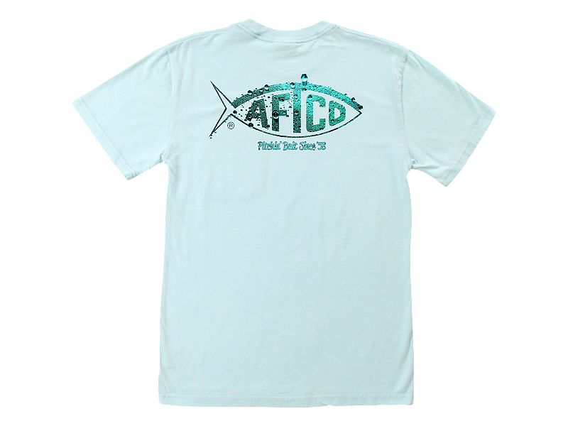 AFTCO Bubbles Pocket T-Shirt