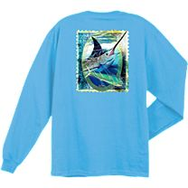 Guy Harvey Aruba Long Sleeve Shirt