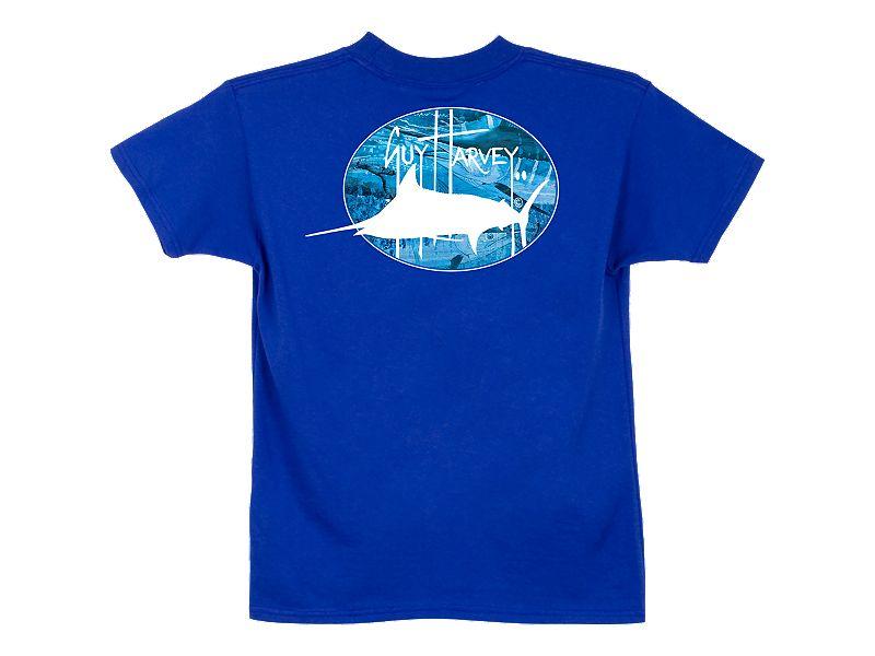 Guy Harvey The Deep Youth T-Shirt