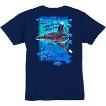 Guy Harvey Sharky Youth T-Shirt