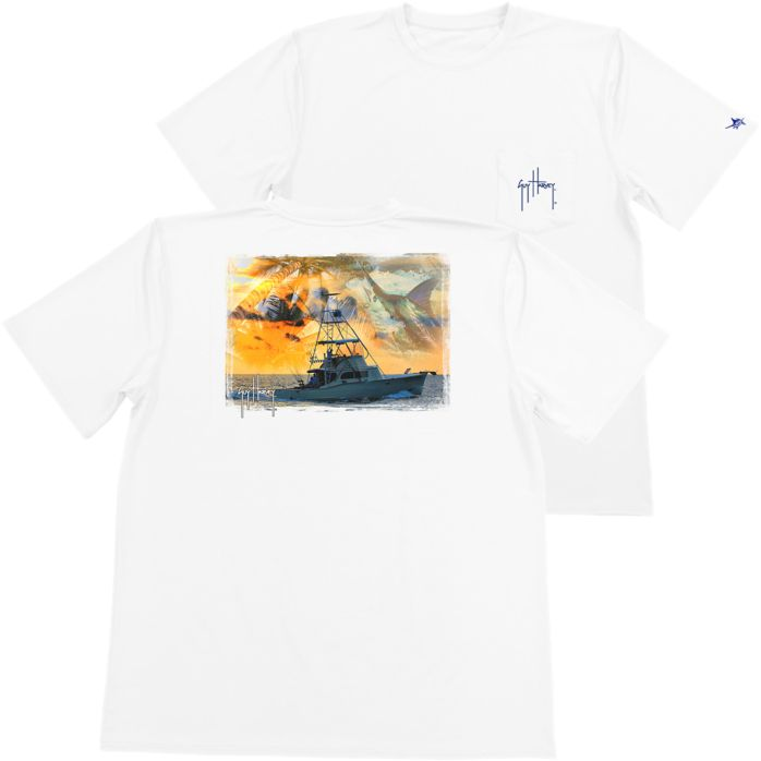 Guy Harvey Cruisin Pro UVX Performance T-Shirt