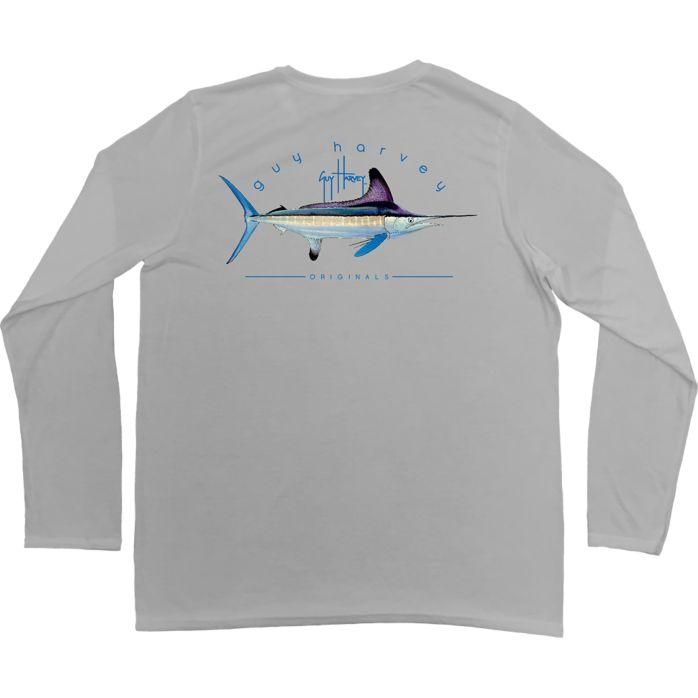 Guy Harvey Clipper Pro UVX Performance Long Sleeve Shirt