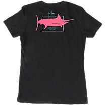 Guy Harvey GH Logo Ladies T-Shirt