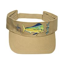 Guy Harvey Bull Dolphin Visor