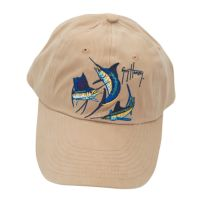 Guy Harvey Grand Slam Hat