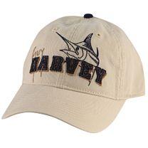 Guy Harvey Marlin Applique Hat
