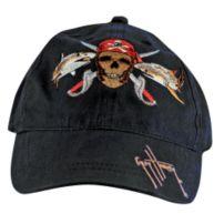 Guy Harvey Pirate Shark Youth Hat