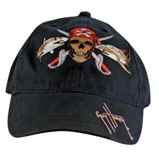Guy Harvey Pirate Shark Youth Hat