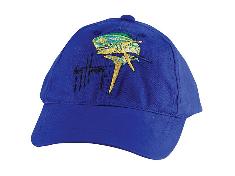 Guy Harvey Bull Dolphin Youth Hat