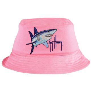 Guy Harvey Mako Shark Youth Bucket Hat