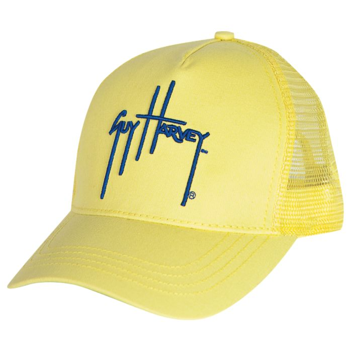 Guy Harvey Signature Trucker Hat