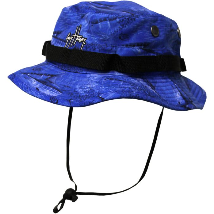 Guy Harvey Legend Boonie Hat