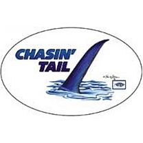 AFTCO Chasin' Tail Marlin Sticker