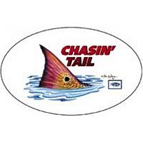 AFTCO Chasin' Tail Redfish Sticker