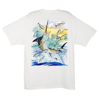 Guy Harvey Island Marlin T-Shirt