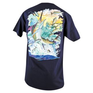 Guy Harvey Island Marlin T-Shirt