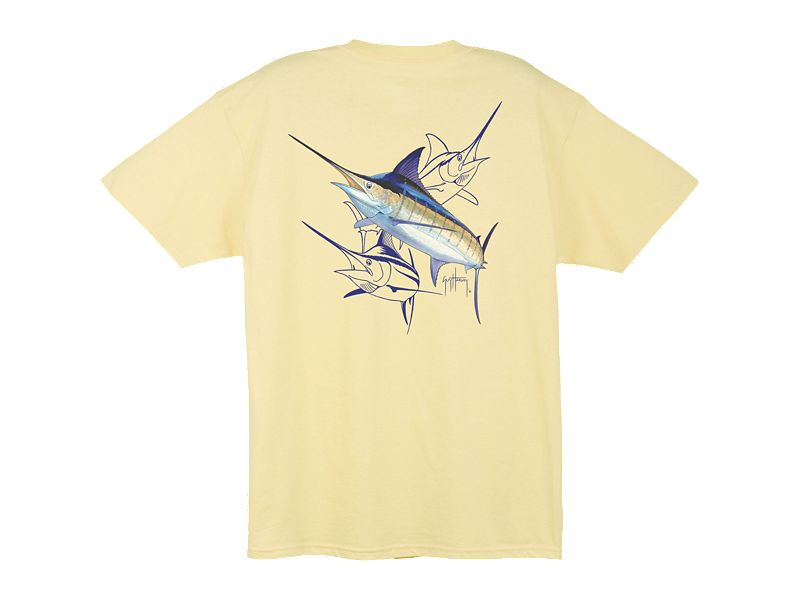 Guy Harvey Marlin Dash T-Shirt