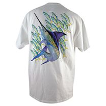 Guy Harvey Marlin Runners T-Shirt